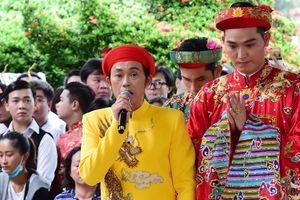 Hoài Linh và nhiều nghệ sĩ làm lễ dâng hương Tổ nghề