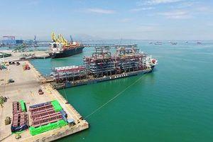 Doosan Vina xuất khẩu 12 module khổng lồ