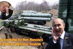 Israel 'giúp' Iraq mua S-400 mà không sợ Mỹ trừng phạt
