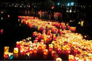 Giáo hội Phật giáo Việt Nam kêu gọi không sử dụng chất liệu nhựa trong lễ hội Hoa đăng