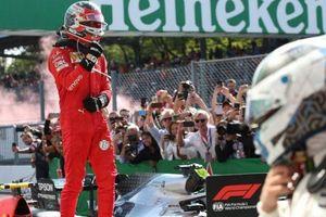 Leclerc có chiến thắng thứ hai liên tiếp ở F1 mùa 2019