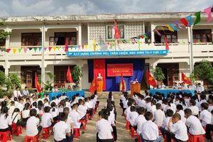 Quảng Bình còn 36 trường học chưa thể khai giảng