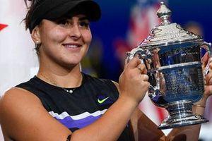 'Vận thế' quần vợt nữ xoay chuyển