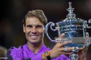 US Open: Kịch chiến để đánh bại Medvedev, Nadal giành Grand Slam thứ 19
