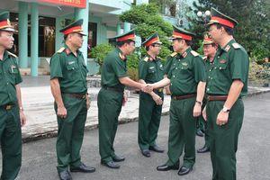 Đoàn công tác Bộ Quốc Phòng thăm Bệnh viện Quân y 175