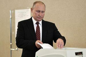 Đảng cầm quyền của ông Putin thất bại tại tỉnh Khabarovsk