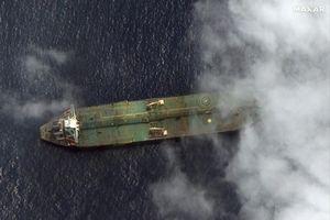 Tàu Iran bán dầu, Mỹ tuyên bố cấm vận bên mua
