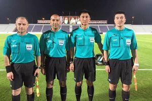 Thái Lan 'ớn' trọng tài Ma Ning của Trung Quốc trong trận gặp Indonesia