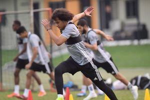 Ngôi sao số 1 tuyển UAE sẵn sàng xuất trận gặp Malaysia