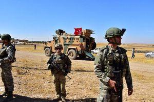 Thổ Nhĩ Kỳ đưa quân vào Syria cùng Mỹ tuần tra 'vùng an toàn'