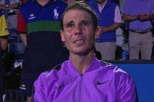 Nadal rơi nước mắt trong lần thứ 4 vô địch US Open