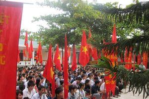 Hàng ngàn học sinh lớp 9 Hà Tĩnh lựa chọn trung tâm giáo dục nghề nghiệp