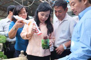 Bộ trưởng Y tế thị sát 'điểm nóng' bệnh sốt xuất huyết