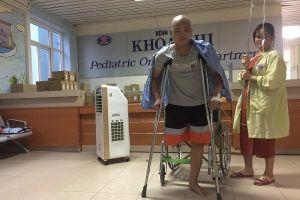 Chồng mất vì điện giật, con ung thư, góa phụ lâm vào bước đường cùng