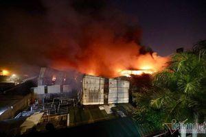 Thủ tướng chỉ đạo điều tra vụ cháy nhà máy Rạng Đông