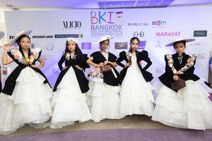 Dàn mẫu nhí Việt nhận 'mưa lời khen' tại Bangkok International Kids Fashion Show 2019