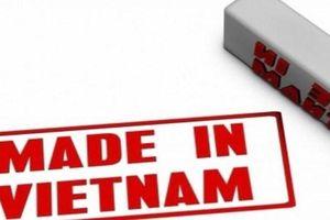 Cảnh báo gia tăng tình trạng hàng Trung Quốc 'đội lốt' mác Việt
