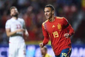 Đánh bại Faroe 4-0, Tây Ban Nha xây chắc ngôi đầu bảng F