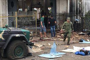 Đánh bom liều chết nhằm vào căn cứ quân sự tại Philippines