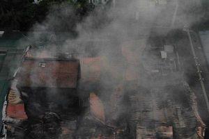 Kết quả kiểm tra môi trường công ty Rạng Đông sau vụ cháy: Các chỉ số trong ngưỡng an toàn