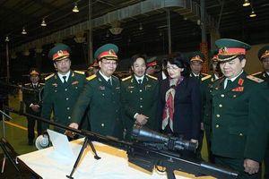 Báo Nga bình luận việc Việt Nam sản xuất súng bắn tỉa tối tân OSV-96