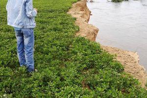 Khai thác cát gây sạt lở, Tập đoàn Phúc Lộc phải bồi thường tiền tỷ cho dân