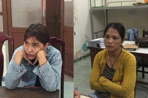 Thiếu nữ 16 tuổi đi giao ma túy cho mẹ bị bắt quả tang