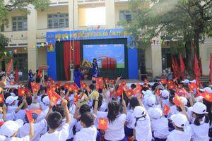 Quảng Trị: Lễ khai giảng muộn của 60.000 học sinh vùng ảnh hưởng mưa lũ