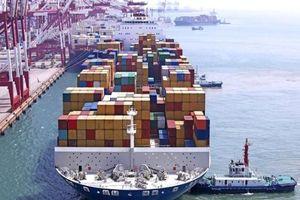 Căng thẳng thương mại với Mỹ, xuất khẩu Trung Quốc lại sụt giảm
