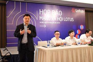 Huy động 1.200 tỷ đồng, mạng xã hội Lotus của VCCorp đặt mục tiêu 4 triệu người dùng/ngày