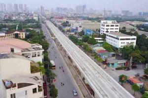 Vì sao tàu tuyến Nhổn - ga Hà Nội chỉ chạy với tốc độ 35km/h dù thiết kế 80km/h?
