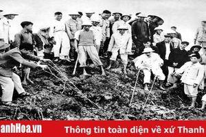 Cán bộ, giảng viên Trường Chính trị tỉnh Thanh Hóa học tập và làm theo phong cách nêu gương của Chủ tịch Hồ Chí Minh