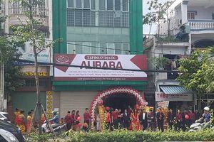 Công ty Alibaba ngang nhiên khai trương văn phòng trái phép ở Đồng Nai