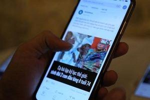 Mạng xã hội 'Made in Vietnam' Lotus lấy nội dung làm trọng tâm