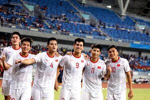 Toàn cảnh U22 Việt Nam chiến thắng thuyết phục trước U22 Trung Quốc
