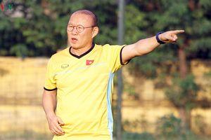 HLV Park Hang Seo 'do thám' trận ĐT Indonesia - ĐT Thái Lan