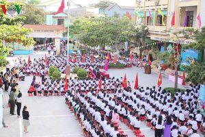 Gần 170 trường học ở Quảng Trị khai giảng muộn