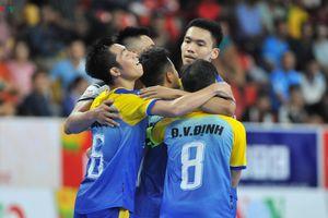 Lượt 14 giải Futsal HDBank VĐQG 2019: Sahako đánh bại Đà Nẵng