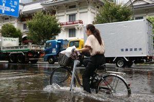 Siêu bão ở Nhật Bản làm nhiều gia đình mất điện, ít nhất 1 người chết
