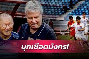Báo Thái Lan kinh ngạc, lo U22 Việt Nam sẽ giành HCV SEA Games 30