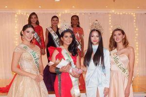 Phương Khánh gợi cảm, đội vương miện gần 4 tỷ đồng chấm thi 'Hoa hậu Trái Đất Malaysia 2019'