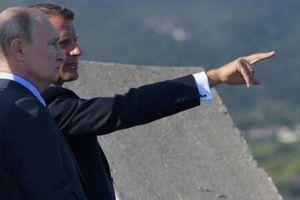 Pháp liên tục 'đảo chiều' thời kì sóng gió với Nga