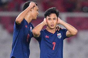 Vòng loại World Cup 2022: Thái Lan 'hủy diệt' Indonesia, Malaysia thua ngược UAE