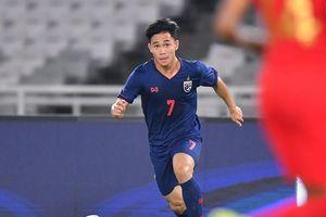 16 phút, tuyển Thái Lan trút 3 bàn vào lưới Indonesia