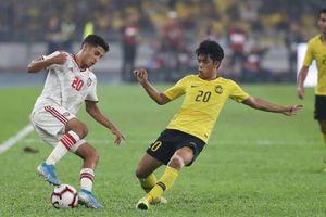'Ẩn số' UAE thắng ngược Malaysia ngày ra mắt bảng đấu của tuyển Việt Nam