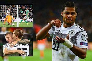 Tuyển Đức vượt khó ngoạn mục, Hà Lan, Bỉ thắng lớn