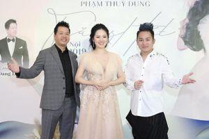 Ca sĩ Phạm Thùy Dung nói về đàn anh Tùng Dương, Đăng Dương