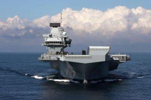 Anh muốn đưa tàu sân bay đến biển Đông, Trung Quốc lên tiếng