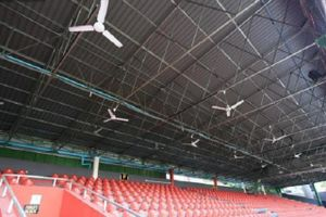 Báo Trung Quốc kêu trời với sân vận động tại Maldives
