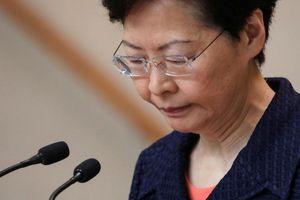 Biểu tình HK không lãnh đạo, chính quyền không biết ai để đàm phán